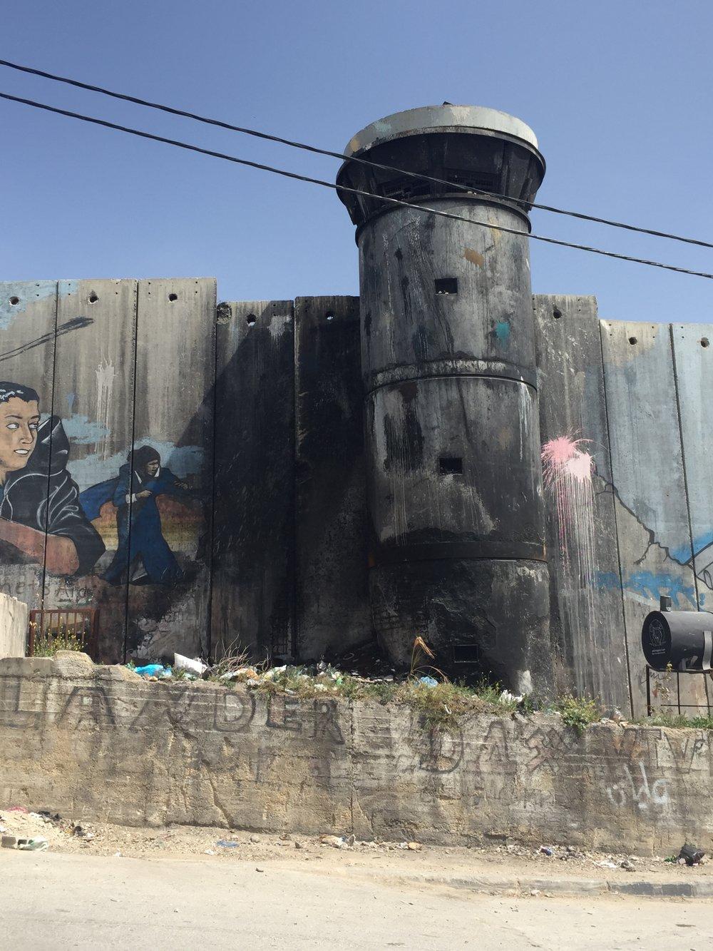 Intrepid Urban Adventures Bethlehem Tour