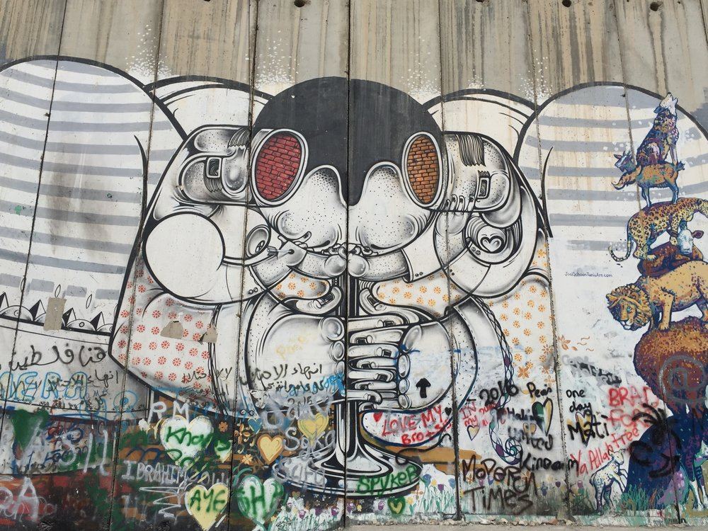 Intrepid Urban Adventures tour of Bethlehem