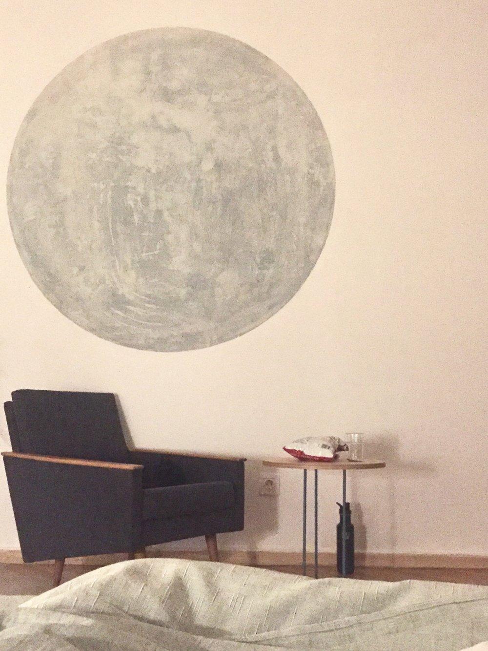 Inside Room 1 Pinn Hostel, Tbilisi, Georgia