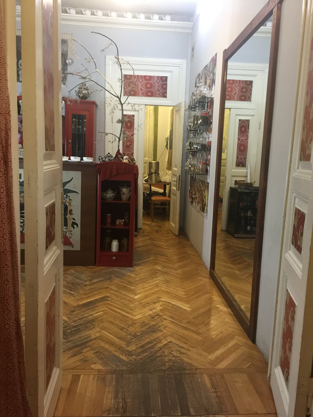 Where to Eat in Tbilisi: Althaus Tea Room