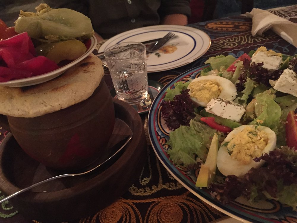 Where to Eat in Tbilisi: Cafe Leila