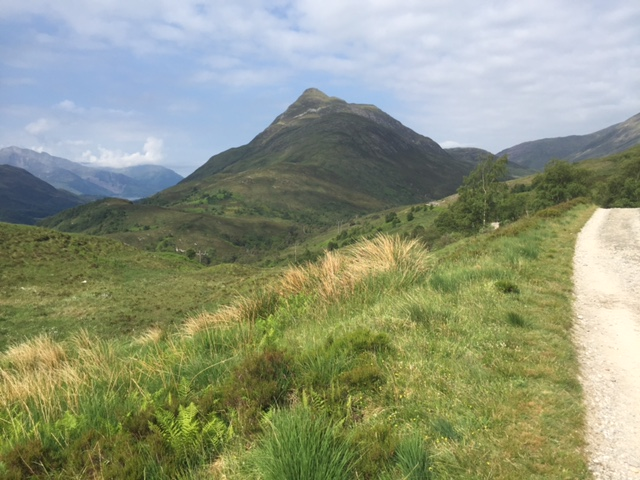 Kinlochleven, West Highland Way Scotland