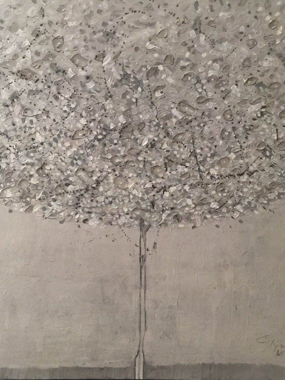 """""""Cherry in Blossom"""" 2015 by Nerses Melikyan"""