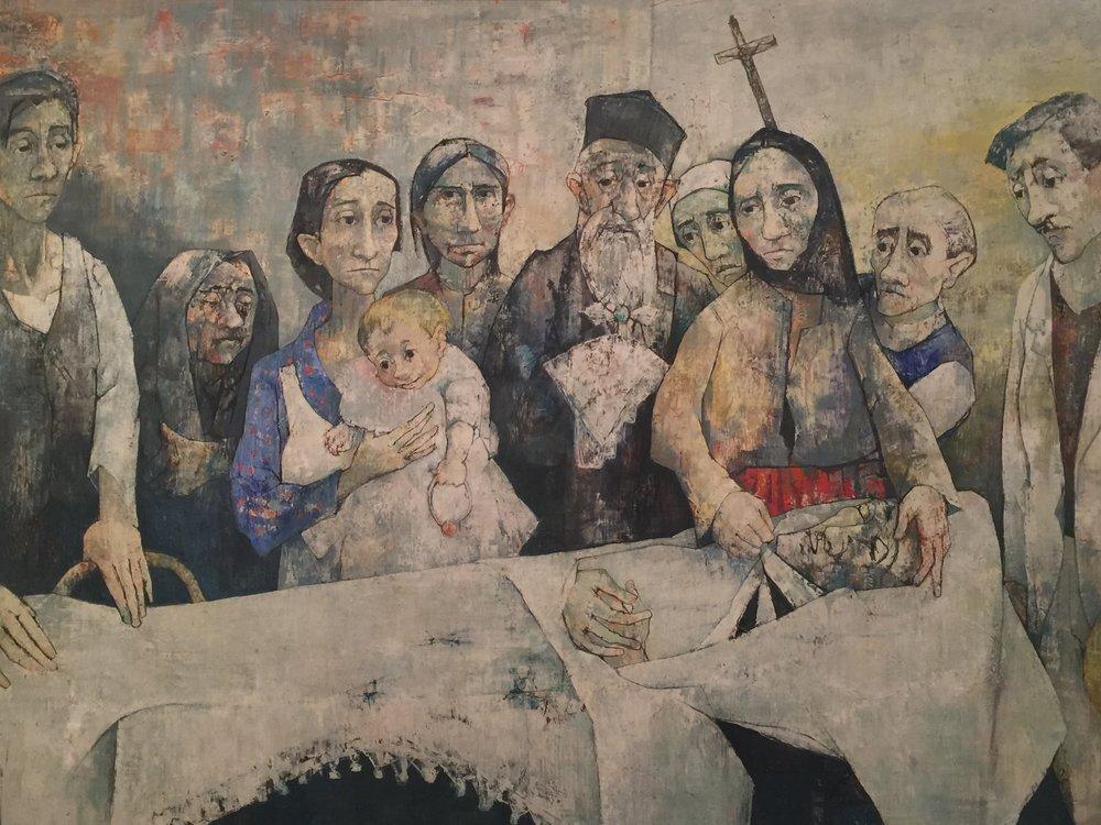 """Funeral of my Grandfather"" by Jansem/Hovhannes Semerjyan"