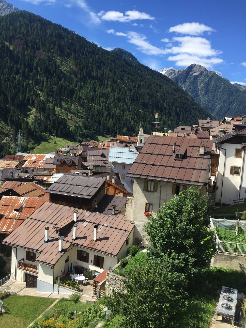 Weekly Travel Highlight Vermiglio Italy