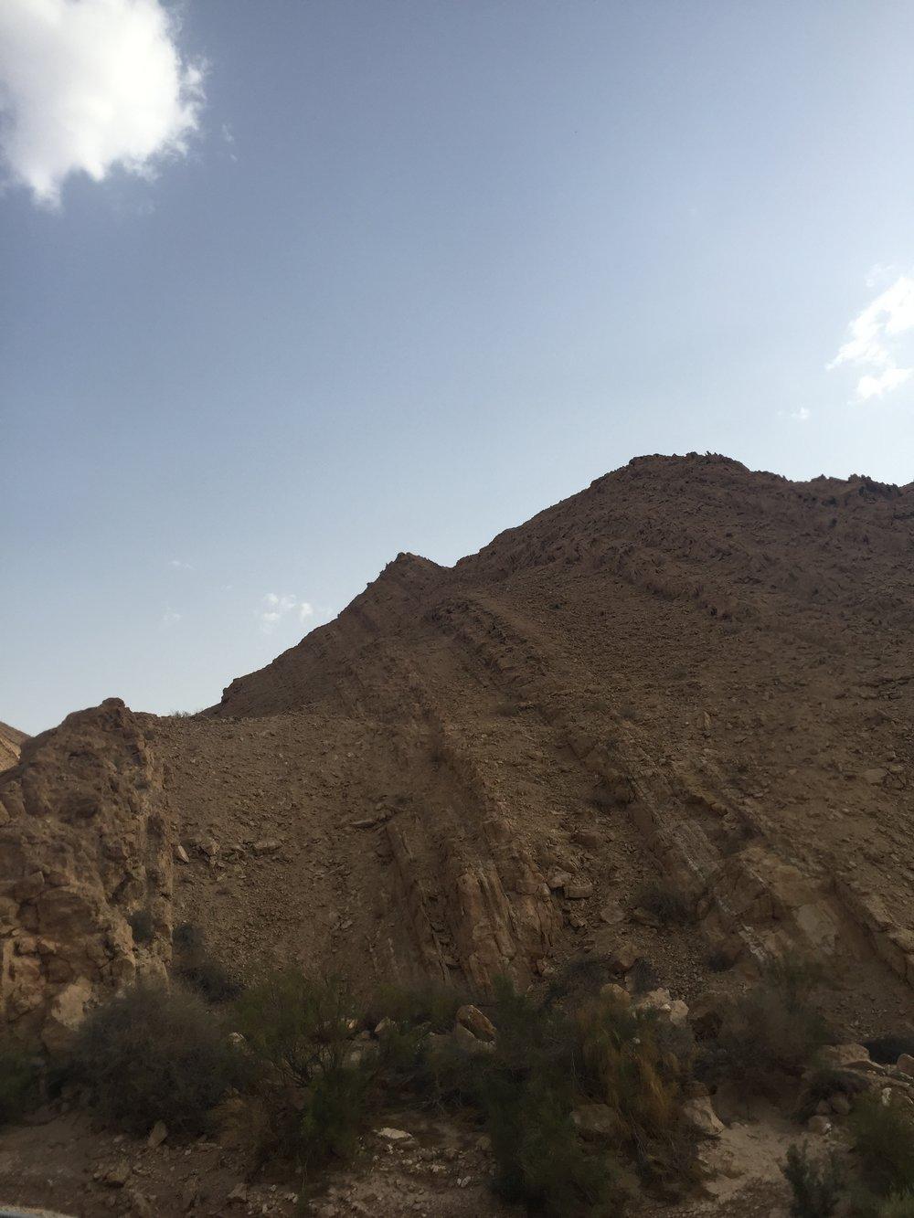 Travel Roulette Negev Desert, Israel