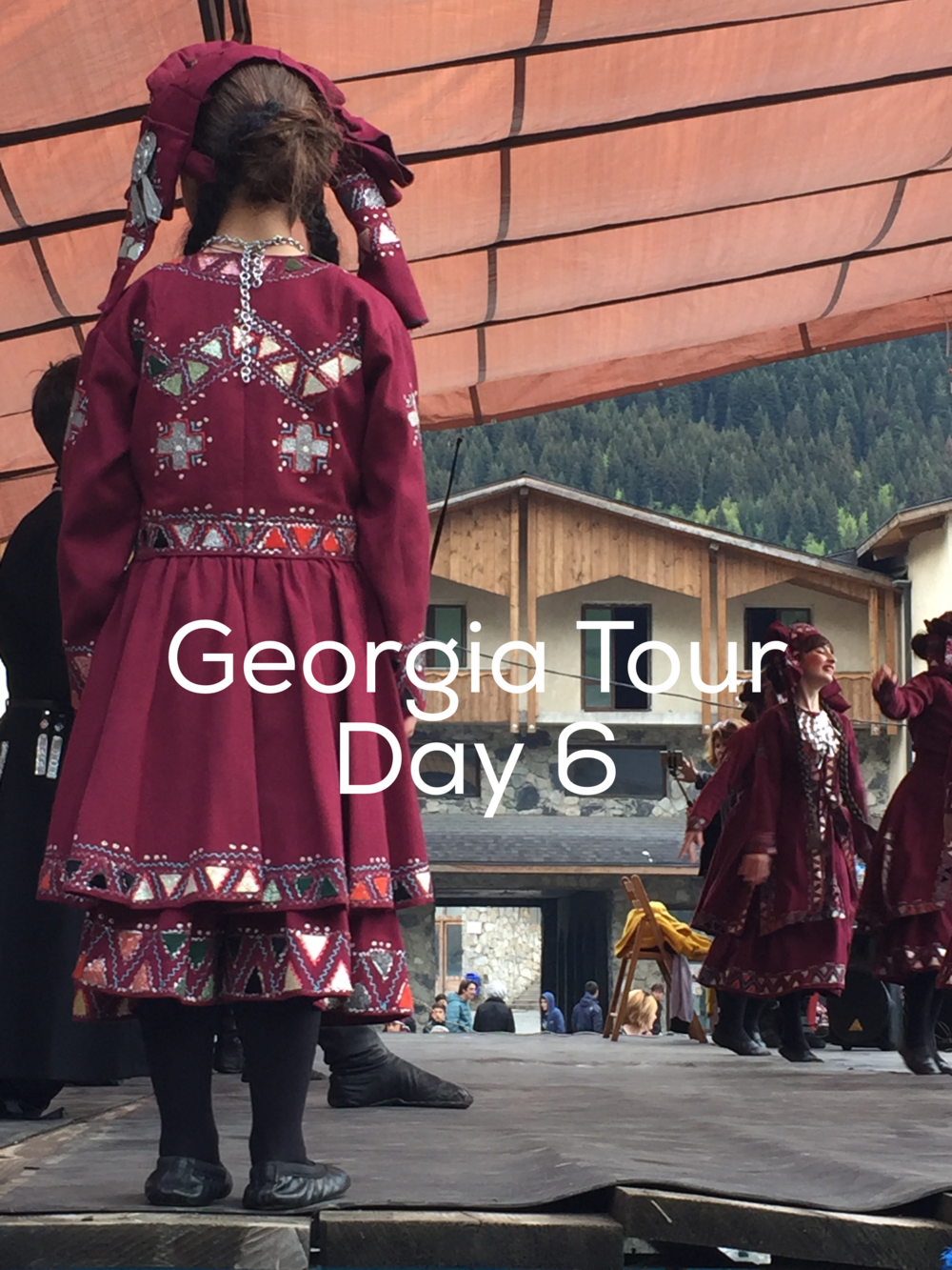 Day 6 Georgia Tour with Living Roots