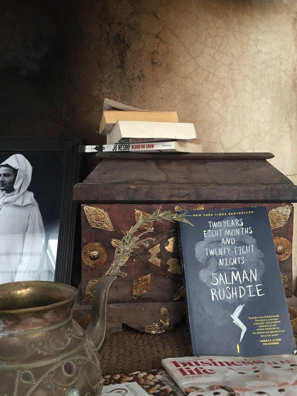 Visa Vis Books Salman Rushdie