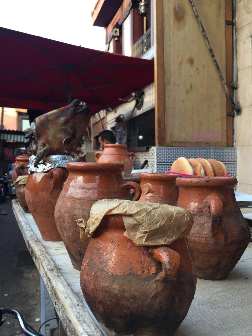 Marrakech Street Food Tour Stop 1
