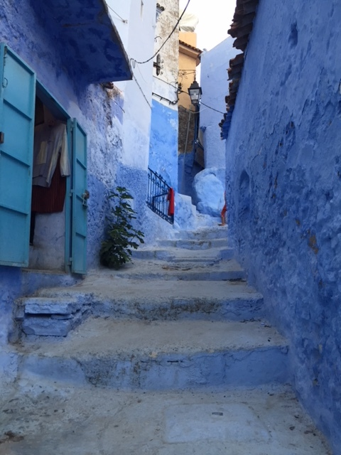 This is why Chefchaouen is called the Blue Pearl!