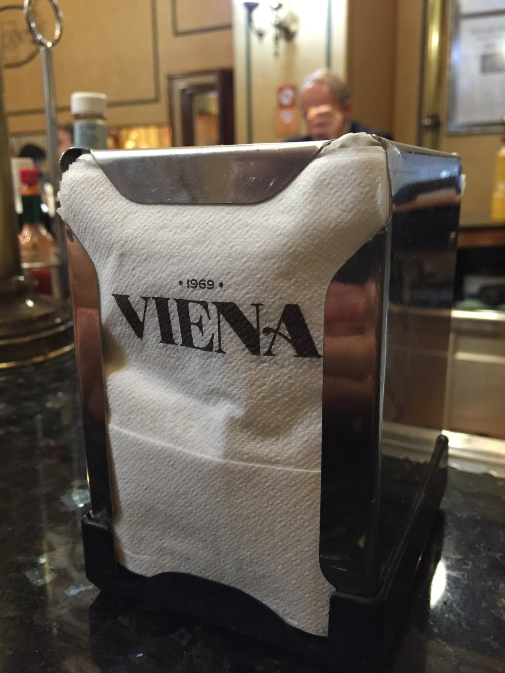 You get the idea of what Viena is like.