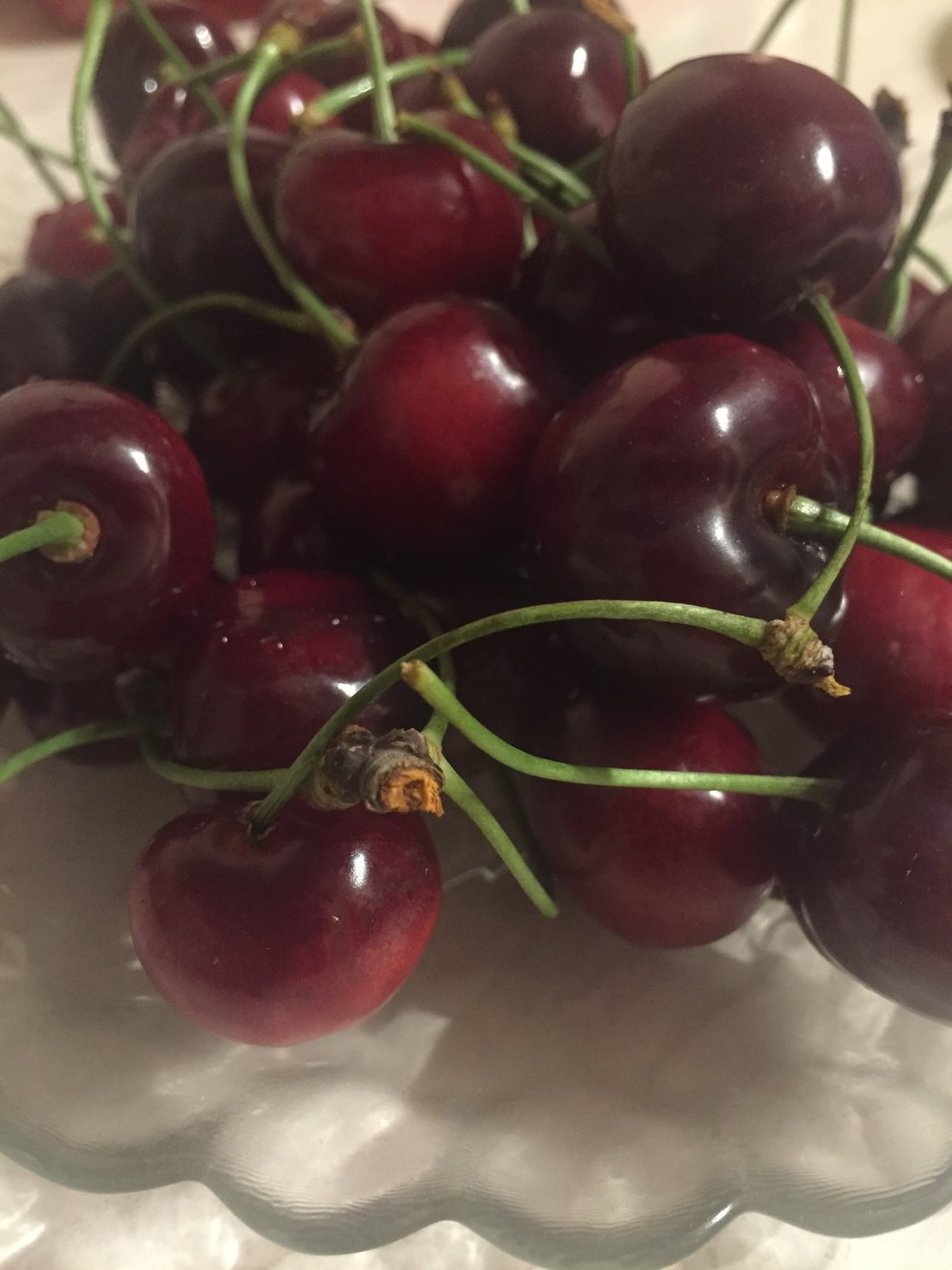 Weekly Travel Roulette: Armenian Cherries