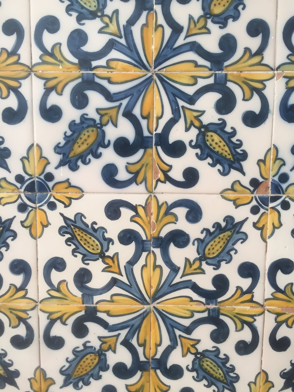 azulejos of portugal