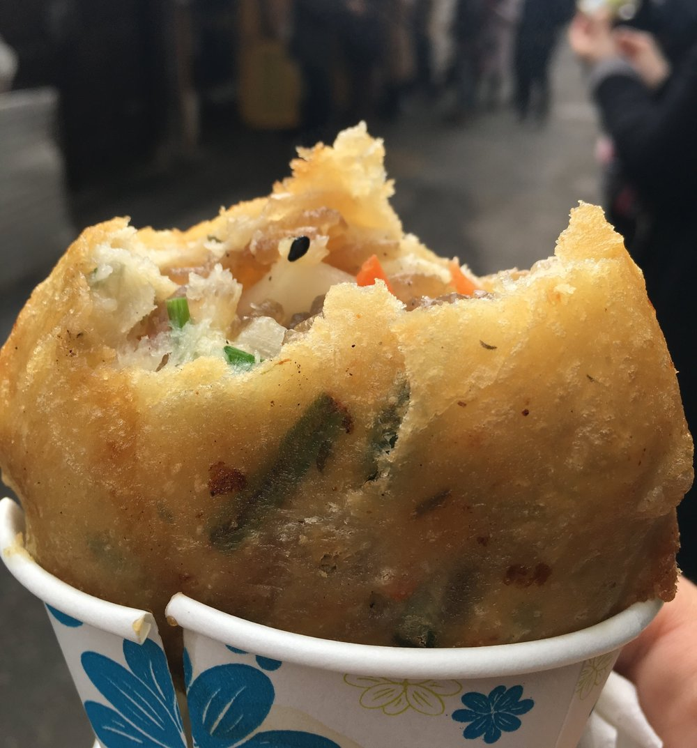 Korean Foods to Try: Hotteok