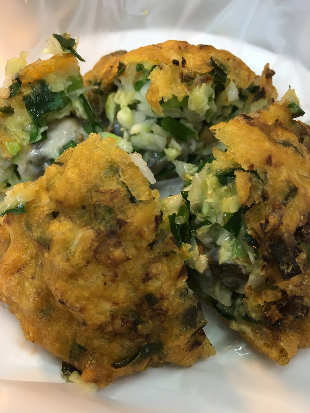 Oyster Fritter