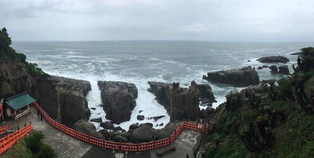 More views from Udo Jingu