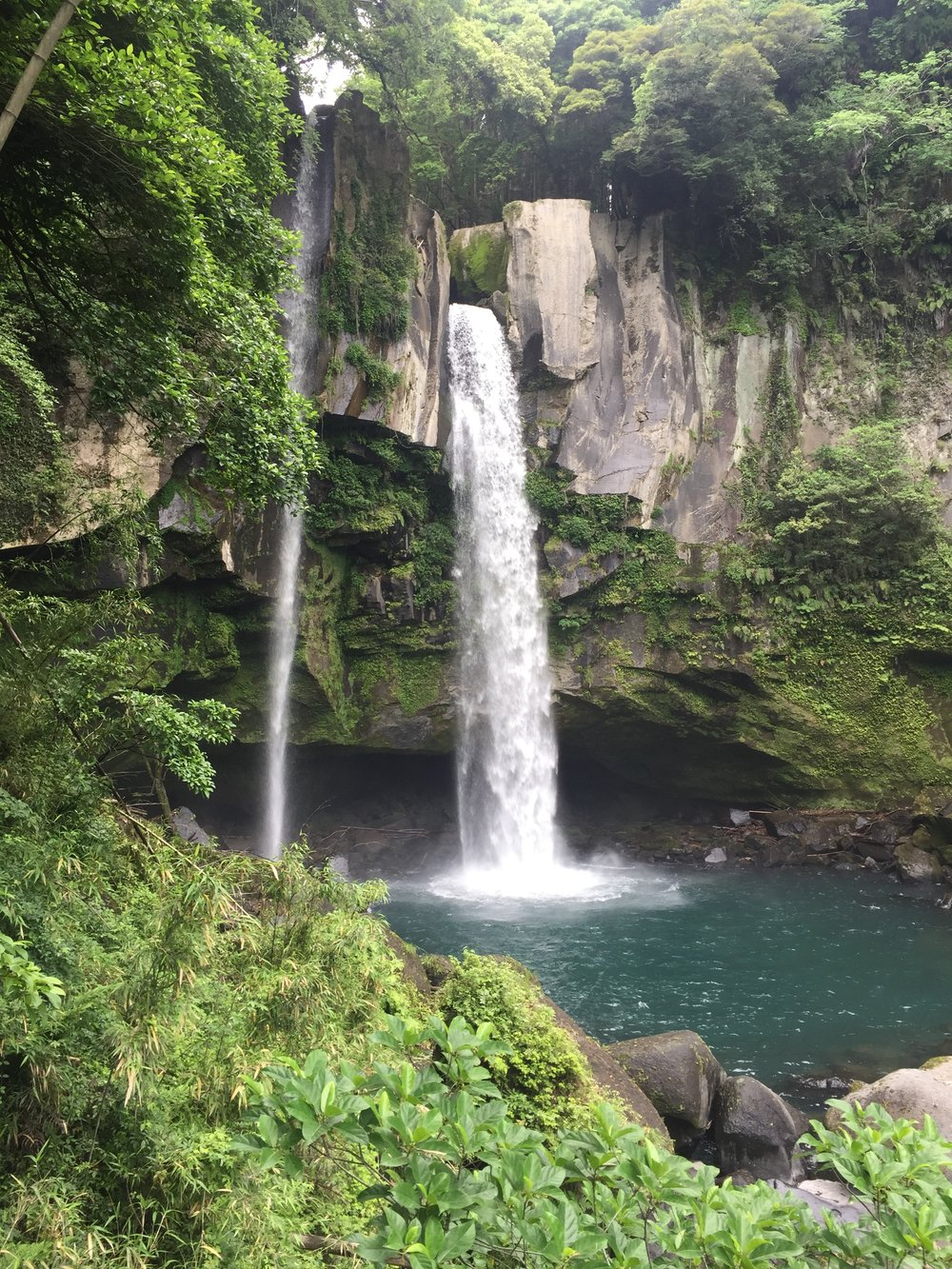 Inukai Waterfall