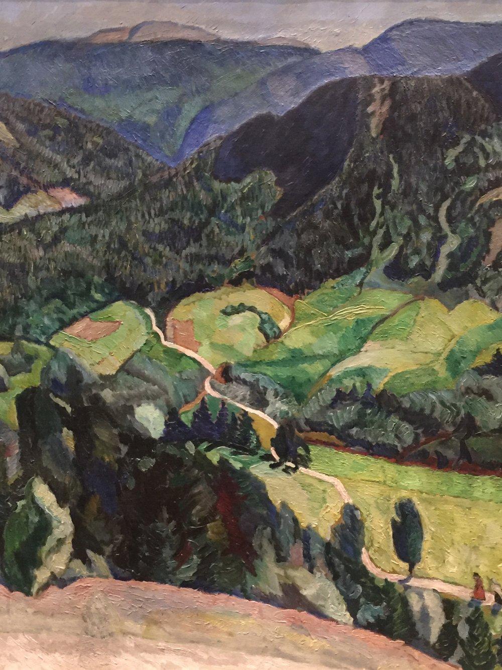 From Kviteseid, 1910