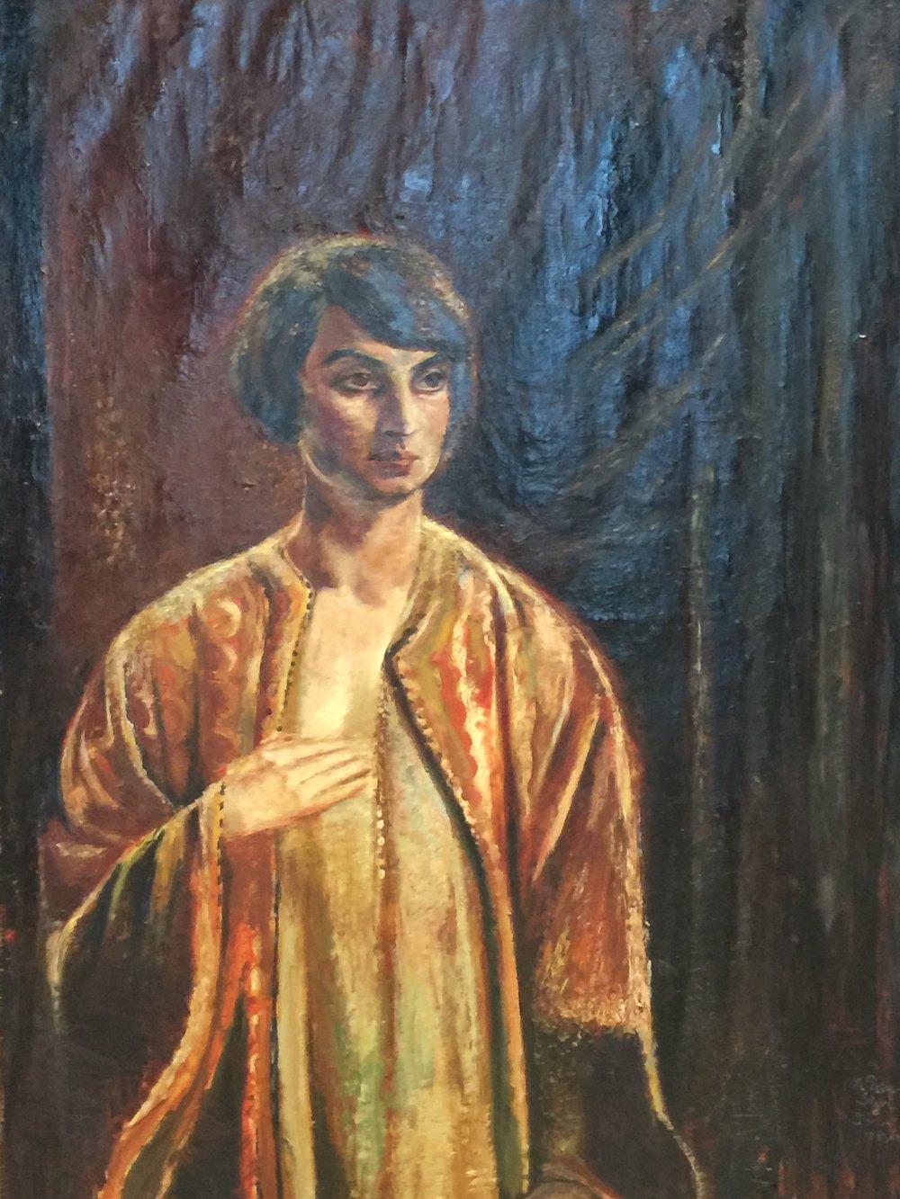 Sigri Welhaven, 1924