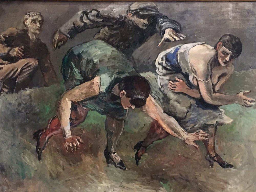 The Escape, 1926