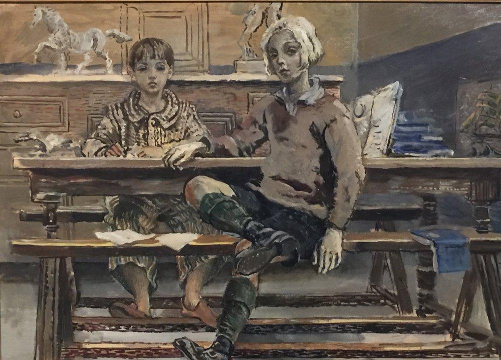 Boys, 1927