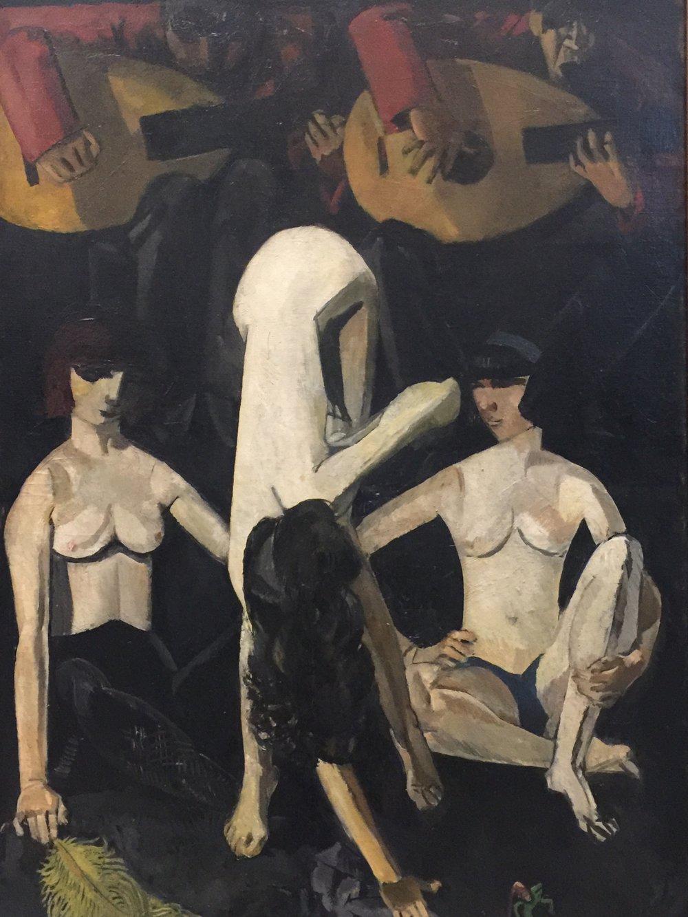 Cabaret, 1912
