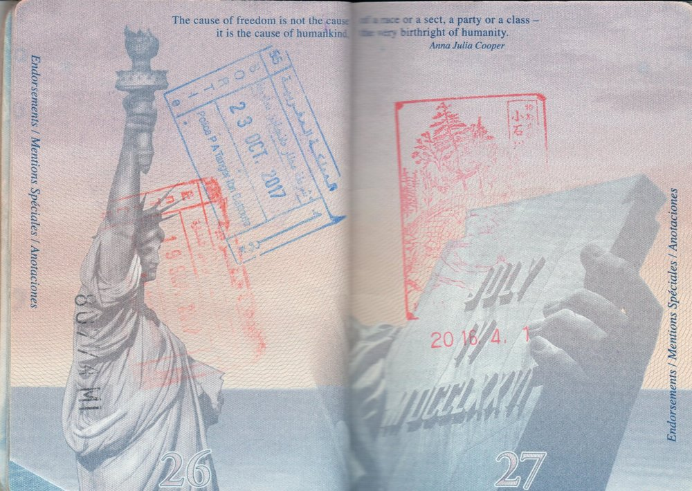 Expired Passport with Morocco Stamp.jpg