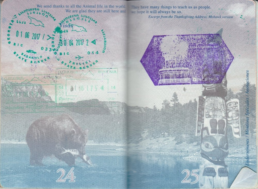 Expired Passport with Republic of Georgia Stamps.jpg