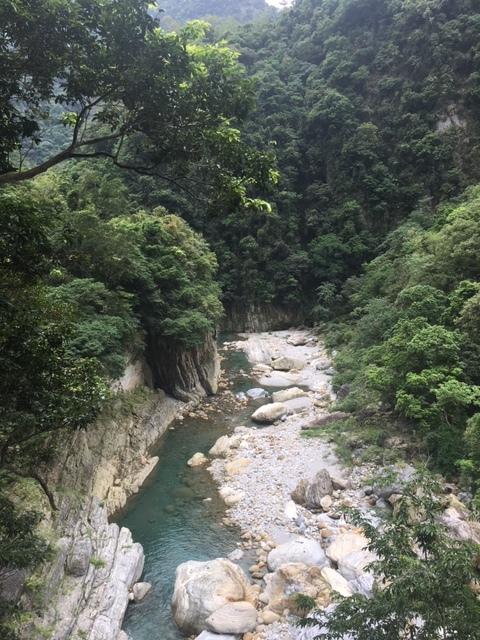 Jungle Gorge River Crossing