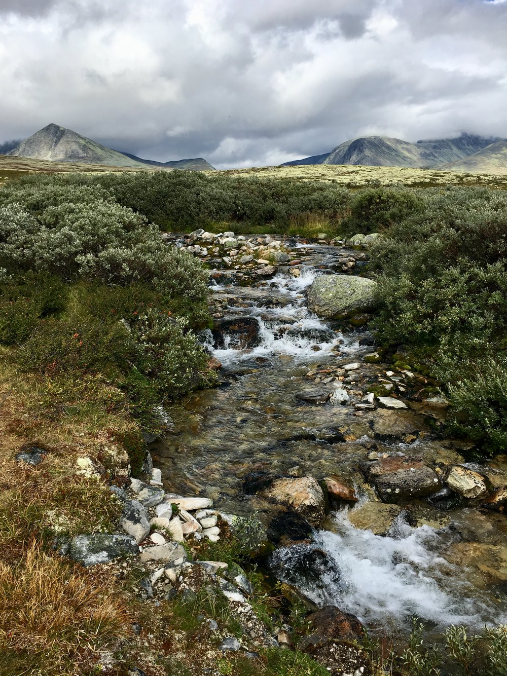 Hovringen National Park, Norway