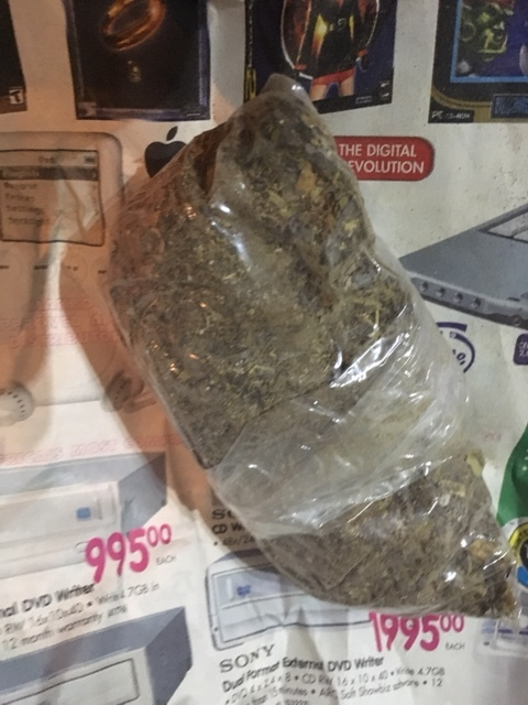 Muti Herbs in Plastic