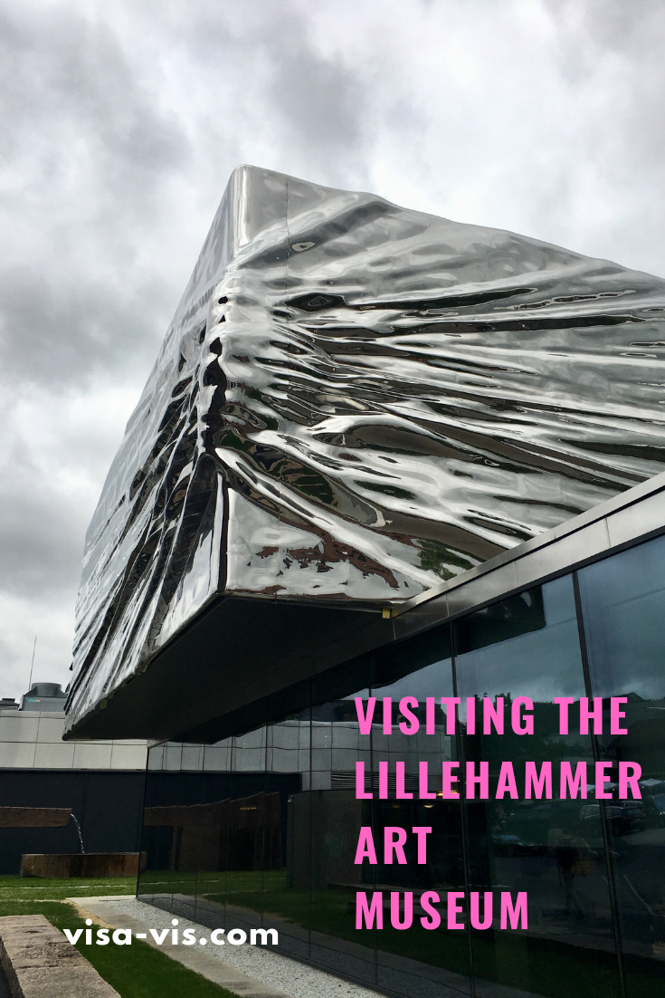 Visiting the Lillehammer Art Museum in Norway