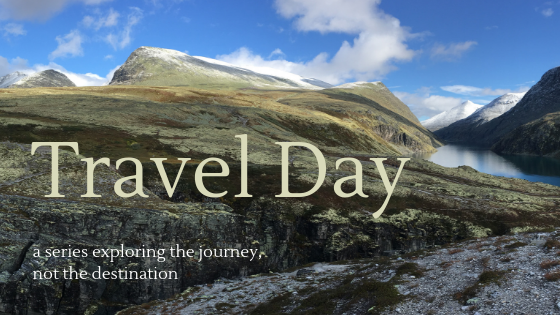 Travel Day Blog Series