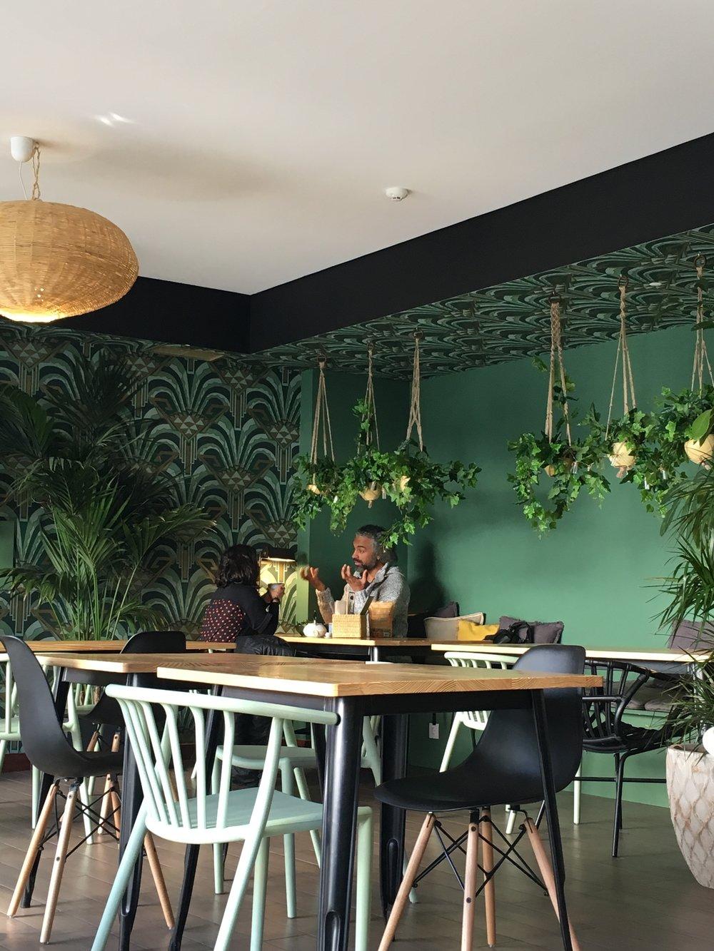 O Botanista. So Green!