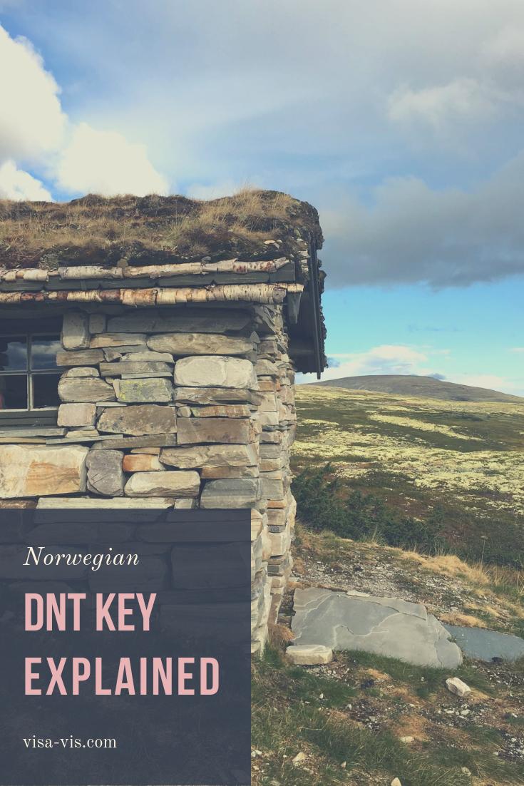 Norwegian DNT Key Explained