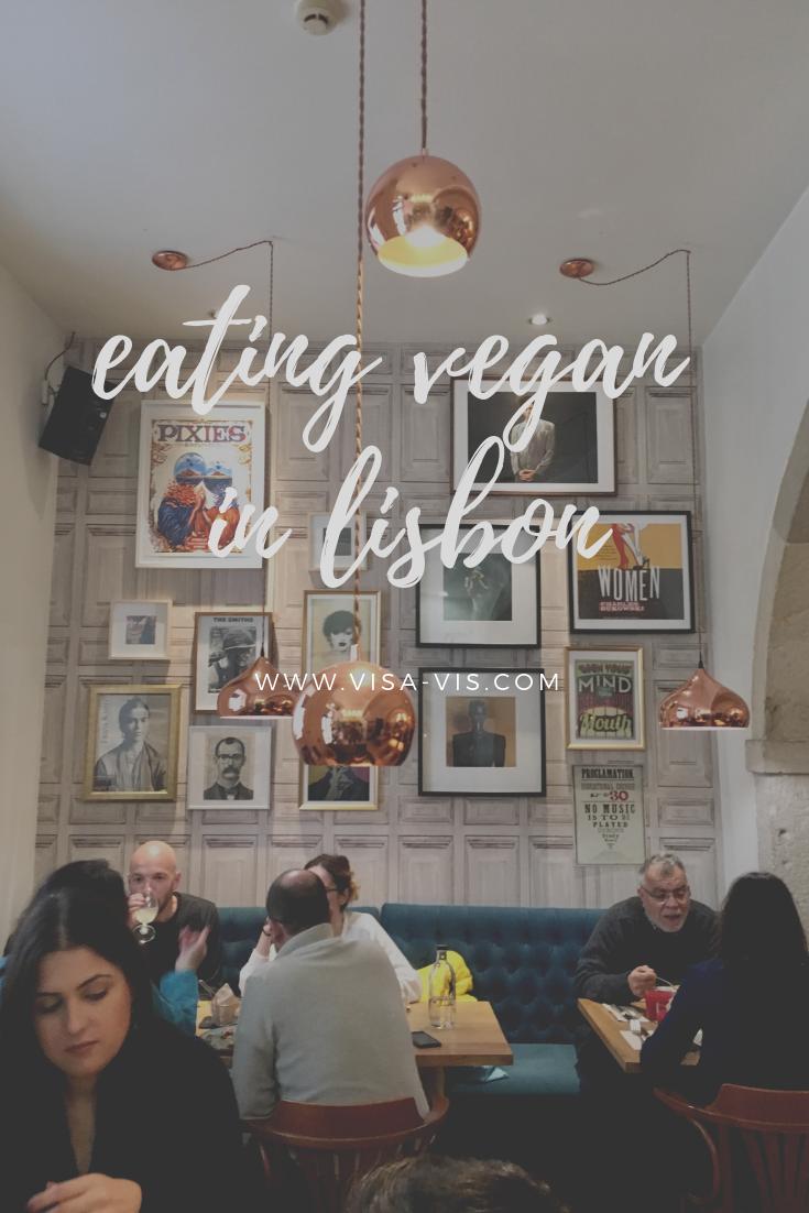 Eating Vegan in Lisbon