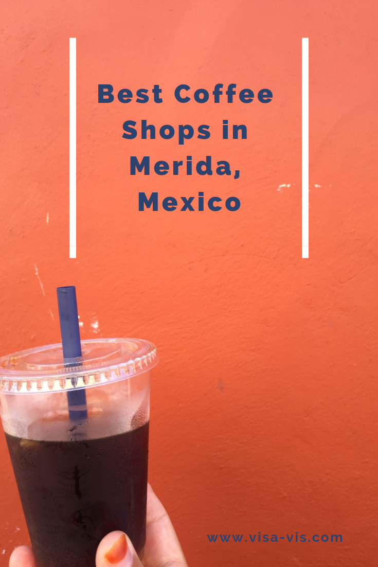 Featured: Cold Brew from Manifesto & Typical Colorful Merida Wall