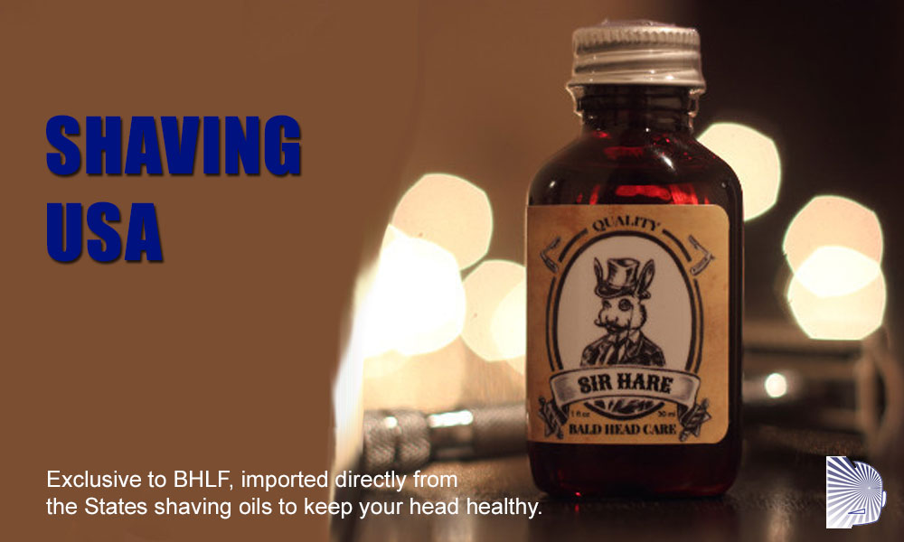SirHare shaving oils