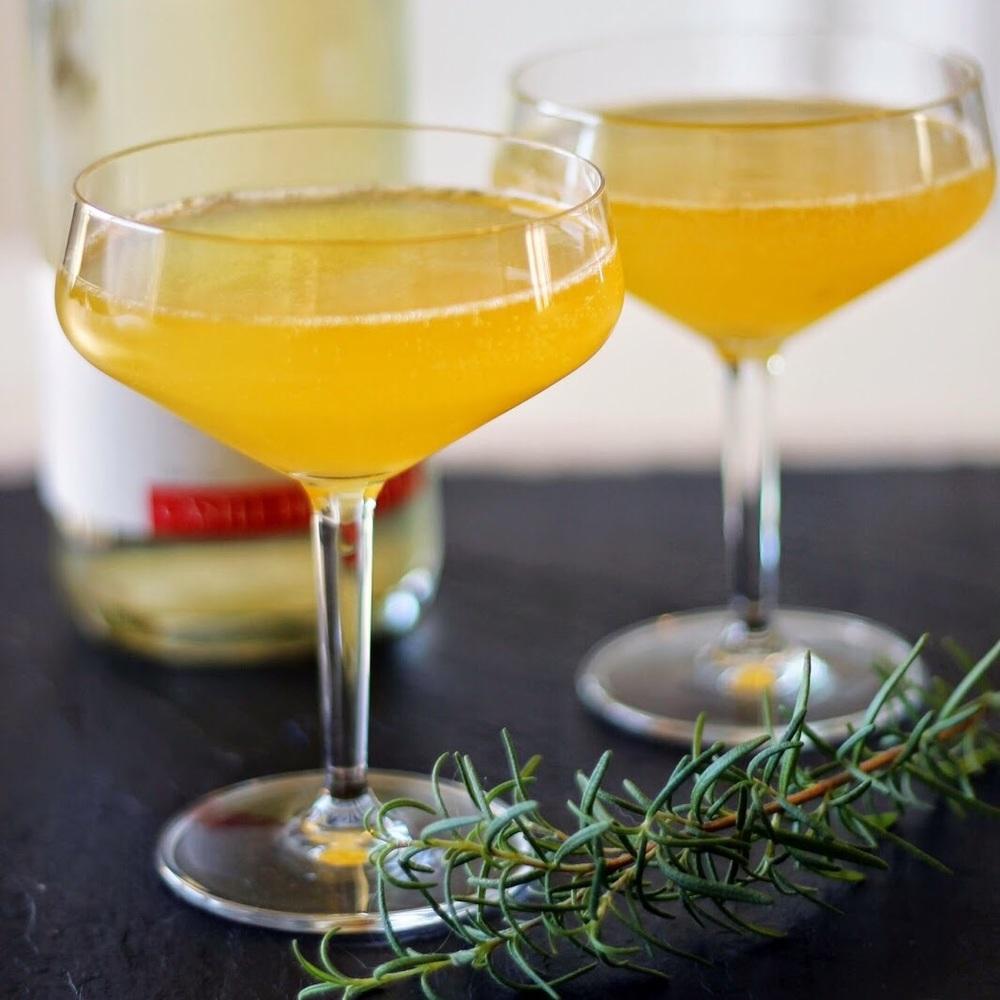 Apple Brandy Spiked Cider Cocktail (recipe below)