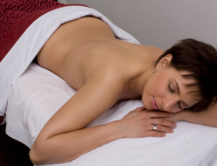 Massage - downtown Edmonton spa