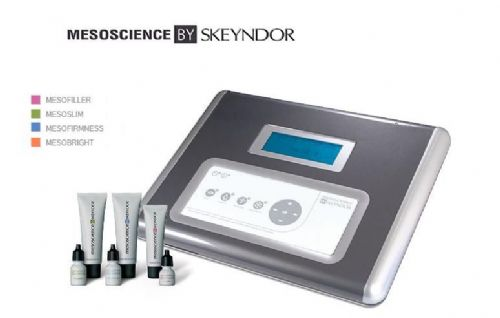 Mesoscience by Skeyndor - spa downtown Edmonton