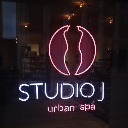 Studio J's new neon