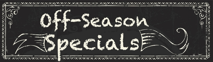 off-season special - boutique spa downtown Edmonton