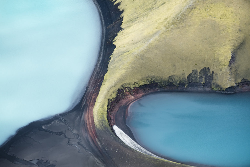Iceland Abstract 8152