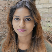 """""""What I like about Blake College is that it's a very small college which gives you the opportunity to get help from teachers and have regular talks to make sure you're on track.""""more Thugitha Kugathasan – BTEC Foundation – UK"""