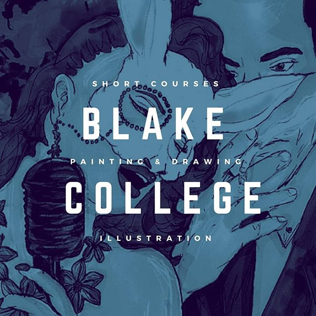 It is almost time for our popular Short Courses to start again. Your first class is free with no obligation to enrol. Enquire now. Painting & Drawing - Tuesday 24th April. Illustration - Wednesday 25th April. #blakeisbest #blakecollege #painting #drawing #illustration #london #artcourse