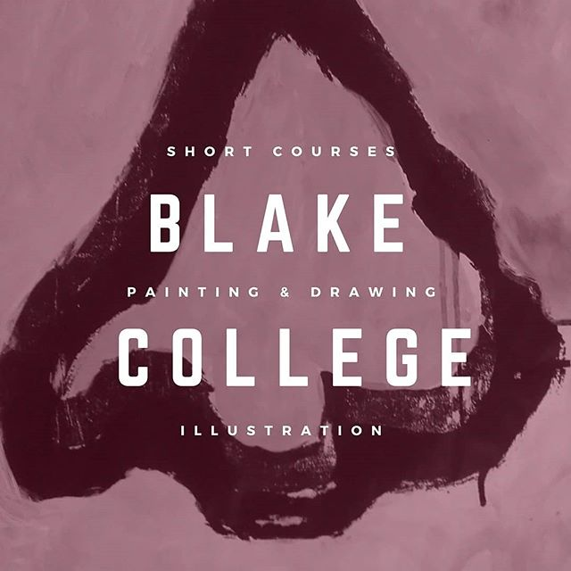 We are all set for the start of our Short Courses this week. There is still time to arrange a free trial session. Enquire now. Painting & Drawing - Tuesday 24th April. Illustration - Wednesday 25th April. #blakeisbest #blakecollege #painting #drawing #illustration #london