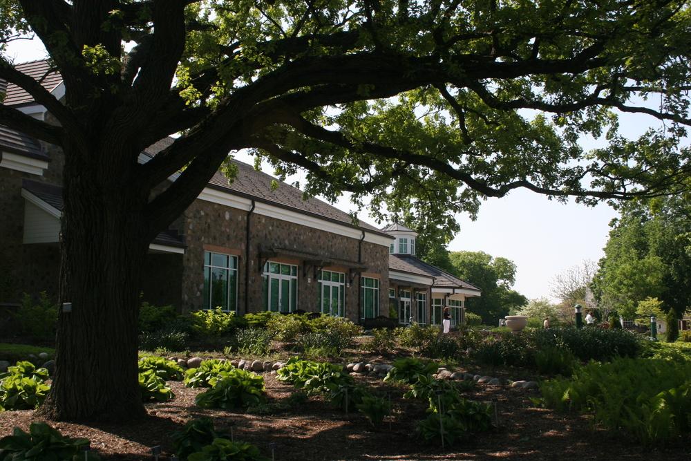 Boerner Botanical Gardens Visitors Center Mayer Helminiak Architects