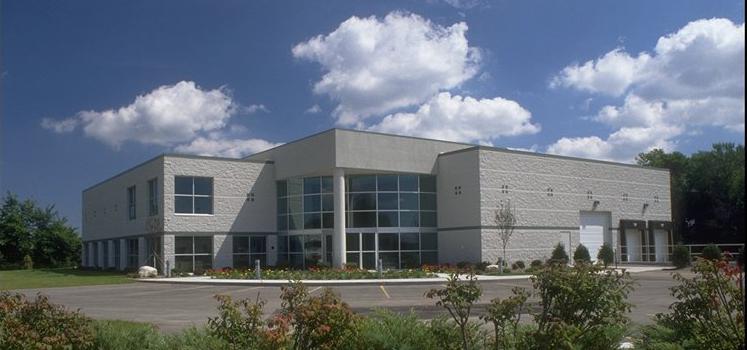 Ward Adhesive headquarters in Pewaukee, Wisconsin.