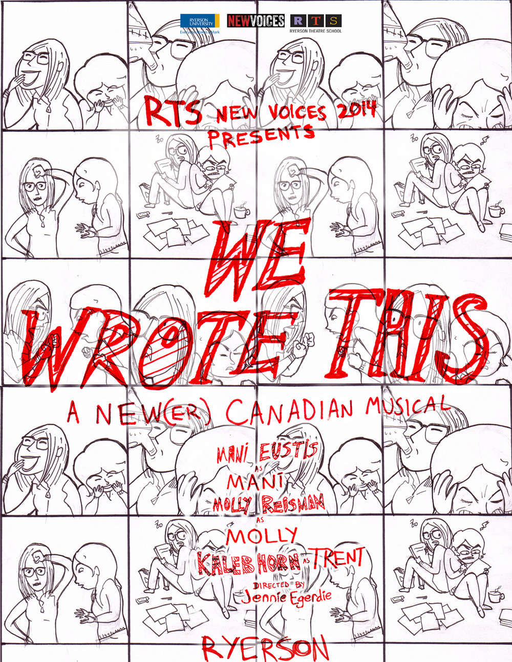We Wrote This